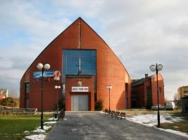 zdjęcie Kościół parafialny pw. Zesłania Ducha Świętego
