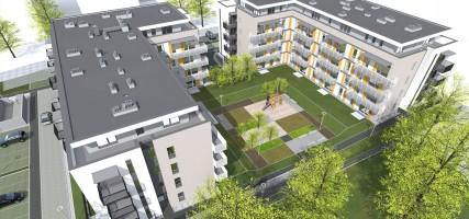 zdjęcie z budowy Apartamenty Pogodno