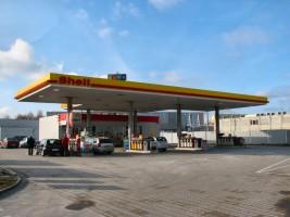 zdjęcie Stacja paliw Shell