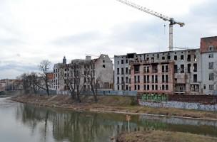 zdjęcie z budowy Przy przystani II