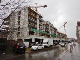 zdjęcie z budowy Atal Residence Zabłocie