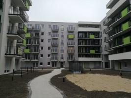 zdjęcie z budowy Osiedle Nowe Złotno