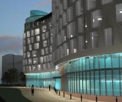 wizualizacje Hotel Giant Palace