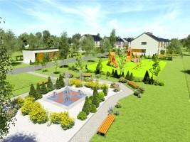 zdjęcie z budowy Południowe Ogrody