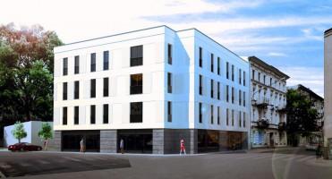 wizualizacje STUDIO Apartments Wólczańska 161