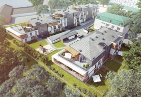 zdjęcie z budowy Apartamenty Vettera