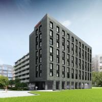 zdjęcie z budowy Hotel Hampton by Hilton
