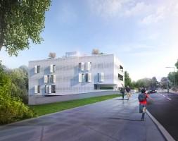 zdjęcie z budowy Apartamenty Kolektorska 56