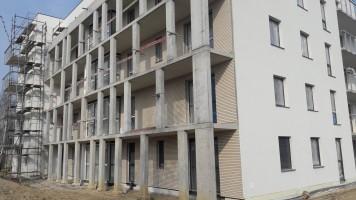 zdjęcie z budowy Astra Park