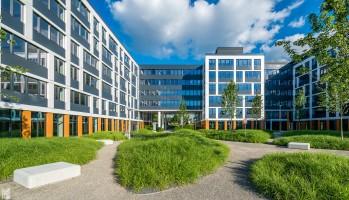 zdjęcie Business Garden Wrocław Etap 1