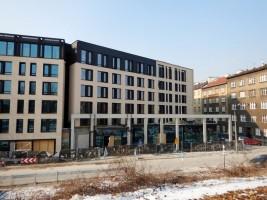 zdjęcie z budowy Hotel Puro