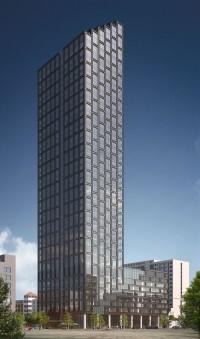 wizualizacje Liberty Tower