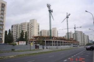 zdjęcie SM Przy Metrze Belgradzka/Lanciego