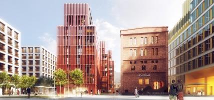 zdjęcie z budowy Apartamenty przy Warzelni