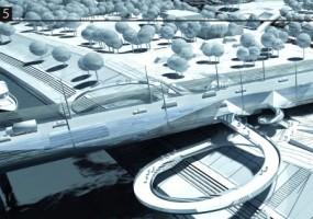 wizualizacje Port Czerniakowski
