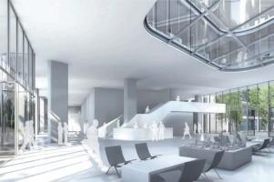 wizualizacje UBS Tower