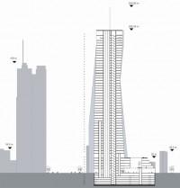 wizualizacje I-Tower Rondo ONZ Warszawa