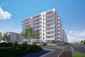wizualizacje Apartamenty Dmowskiego