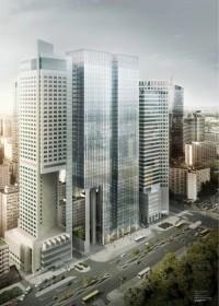 wizualizacje Emilia Tower