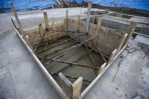 zdjęcie z budowy Fredry 6