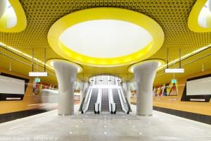 zdjęcie Stacja metra C-11 Świętokrzyska