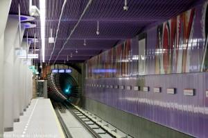 zdjęcie Stacja metra C-12 Nowy Świat