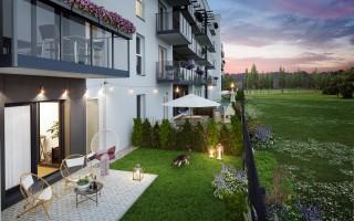 zdjęcie z budowy Apartamenty Orologio