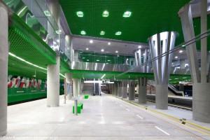 zdjęcie Stacja metra C-14 Stadion