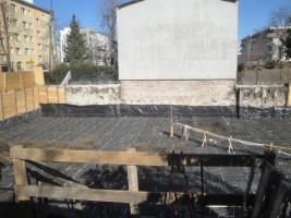 zdjęcie z budowy Nova Praga Koprzywiańska 2