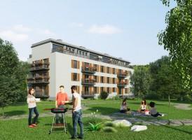 zdjęcie z budowy Osiedle Poznańskie Czapury