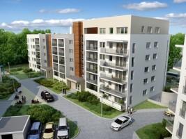 zdjęcie z budowy Reduta Nowe Podolany