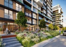 zdjęcie z budowy Bulvar Apartments