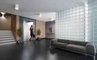 zdjęcie z budowy Dragonów Apartamenty & Lofty