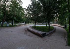 zdjęcie Skwer Gałczyńskiego