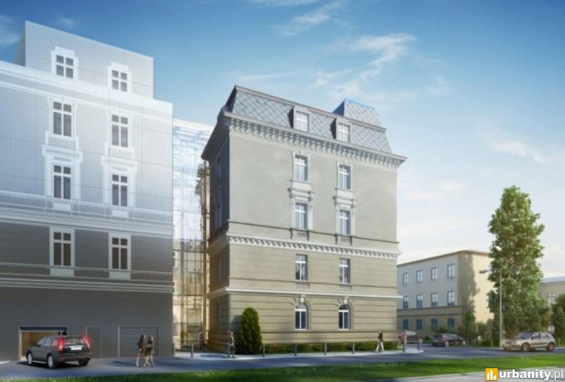 projekt modernizacji i rozbudowy kamienicy