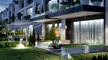 zdjęcie z budowy Imperial Green Park Villa