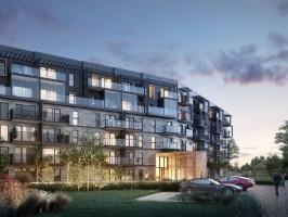 zdjęcie z budowy Nadmotławie Apartments