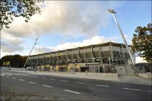 zdjęcie Nowy stadion GOSiRu