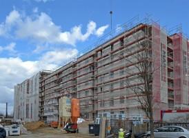 zdjęcie z budowy Lokum Victoria