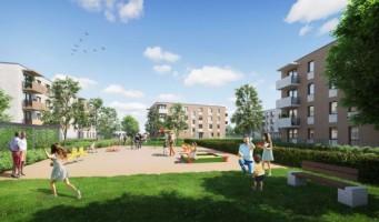 wizualizacje Osiedle Słowackiego Mieszkanie Plus