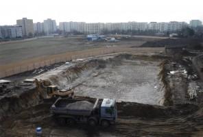 zdjęcie z budowy Nowy Targówek