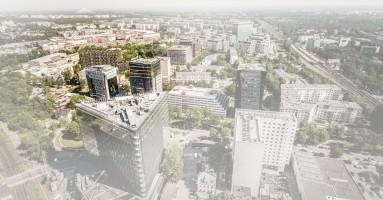 zdjęcie z budowy B Urban