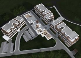 wizualizacje Osiedla Panorama