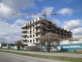 zdjęcie z budowy Osiedle Życzliwa Praga
