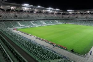 zdjęcie Stadionu Miejskiego Legii Warszawa im. Marszałka Józefa Piłsudskiego