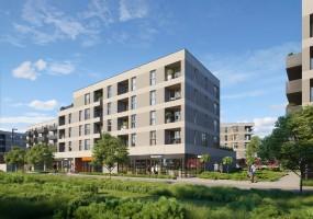 zdjęcie z budowy Nowe Miasto Polesie