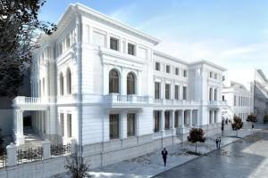 zdjęcie z przebudowy Mediateka MeMo