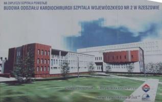 zdjęcie Centrum Kardichirurgii Szpitala Wojskowego nr 2