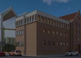 wizualizacje Siedziba urzędów miejskich