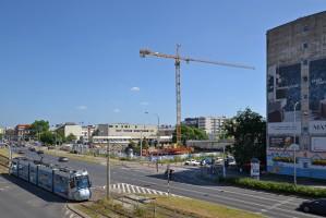 zdjęcie z budowy Biurowiec Infinity
